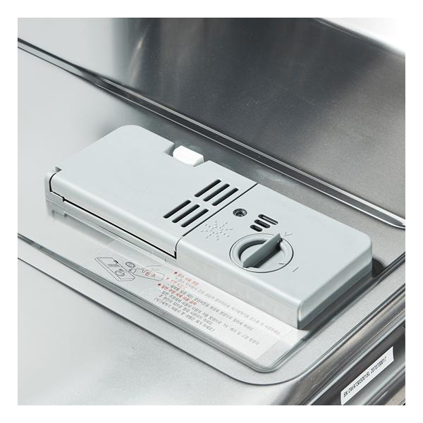 [DWA7400D] 빌트인 겸용 열탕소독 12인용 식기세척기