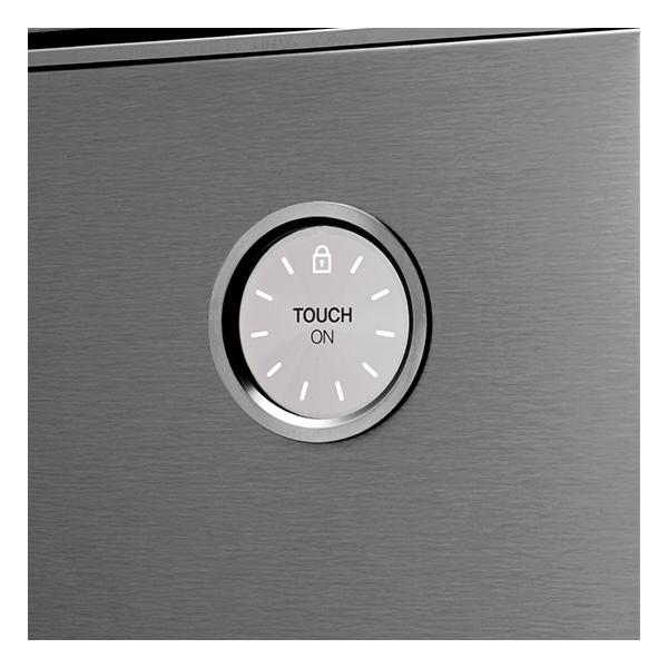 [DWA8005B] 파워워시 식기세척기 Touch On 메탈블랙